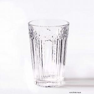 GLAS WASSERGLAS H 13CM KLAR