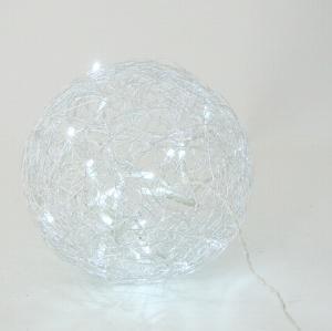 LED DRAHT KUGEL Ø20CM