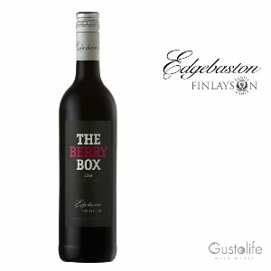 EDGEBASTON BERRY BOX RED 0,75L