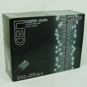 LED CLUSTER LICHTERKETTE