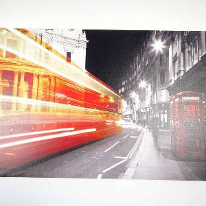LED BILD LONDON MIT