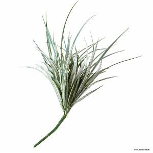 KUNST GRAS BUSCH L 48CM GRÜN