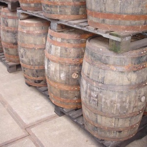 HOLZ WHISKEY FASS, 190LITER