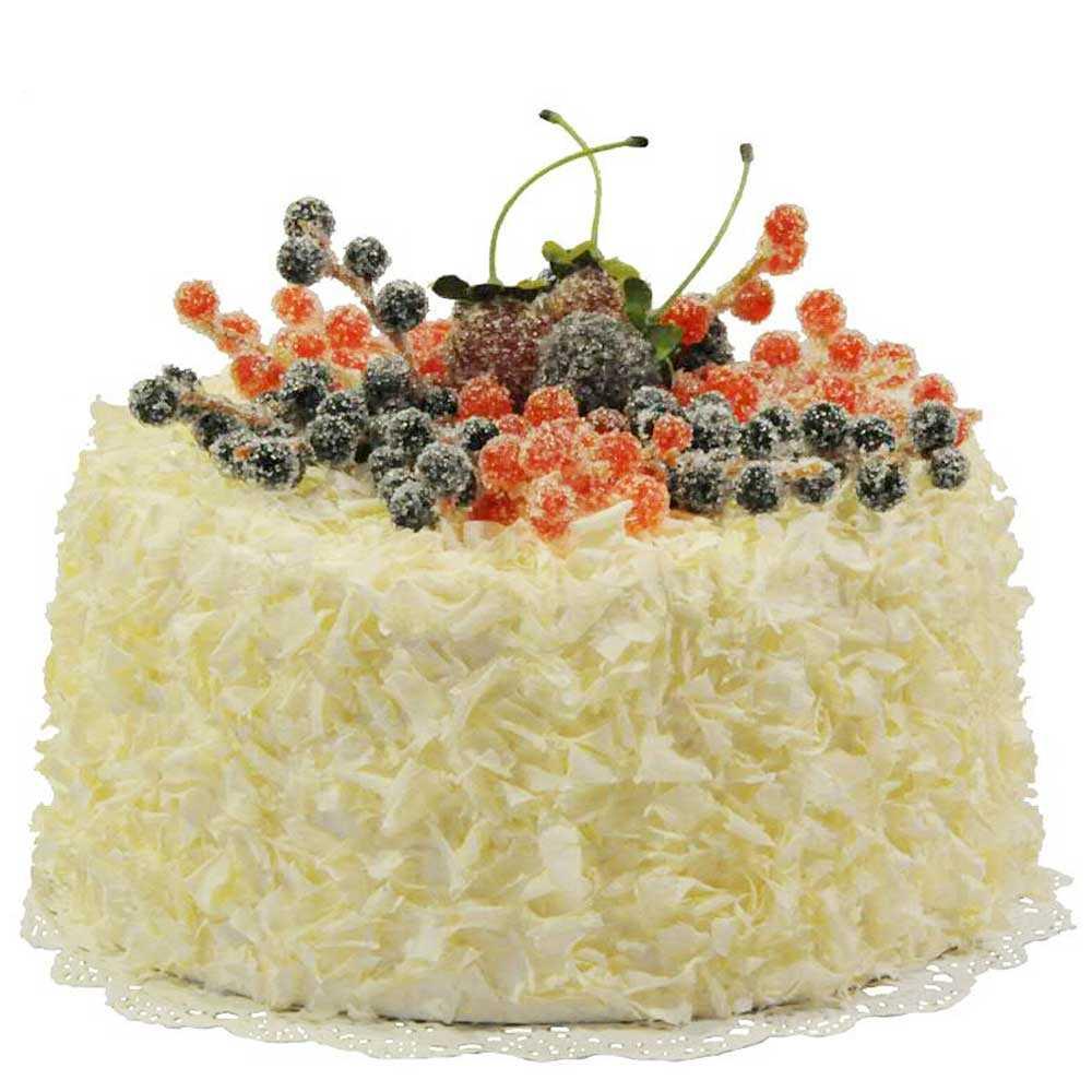kunst obst torte mit johannisbeeren 20cm rot blau. Black Bedroom Furniture Sets. Home Design Ideas