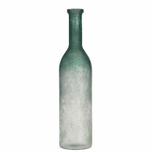 GLAS FLASCHE H 75CM
