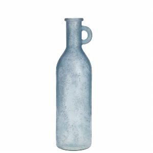 GLAS FLASCHE ANTIC H 50CM
